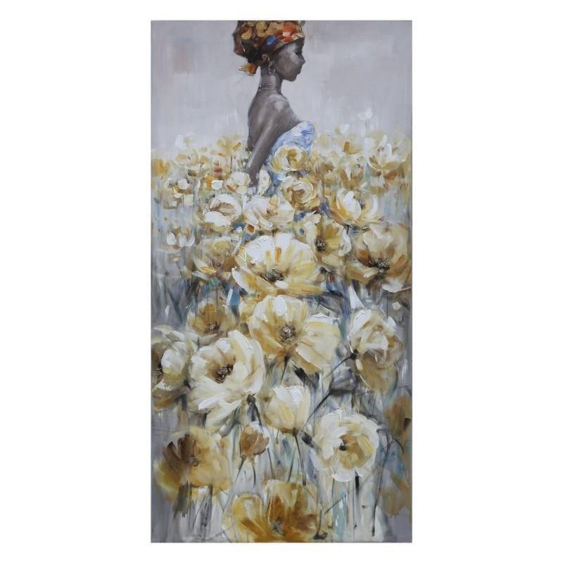 Πίνακας Καμβάς Inart 3-90-859-0162