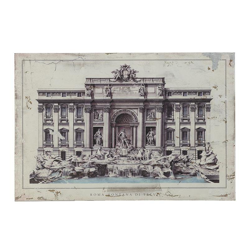 Πίνακας Printed Inart 3-90-271-0016