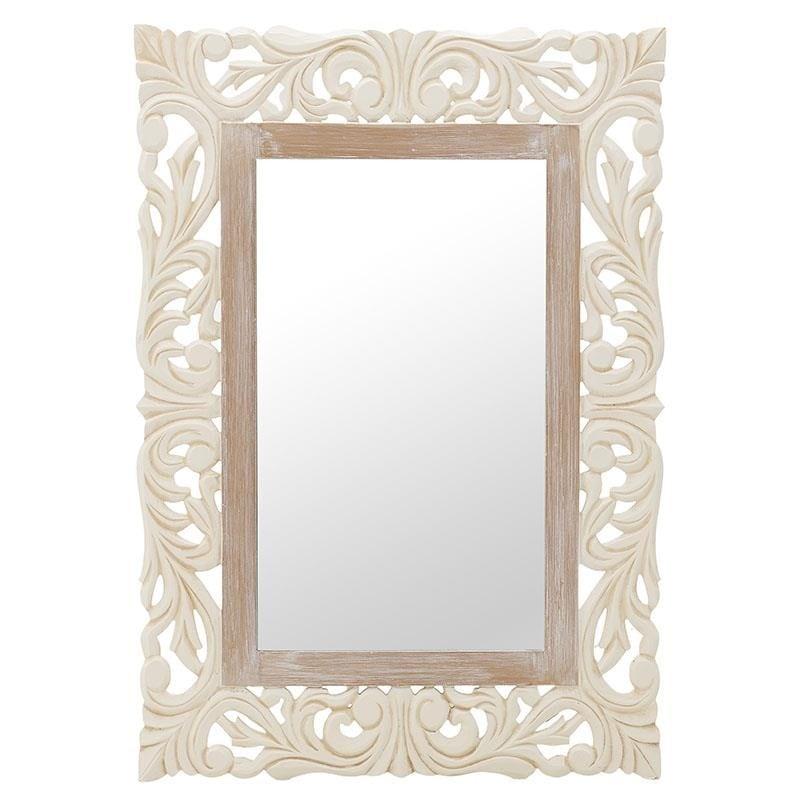 Καθρέπτης Τοίχου Inart 3-95-147-0013