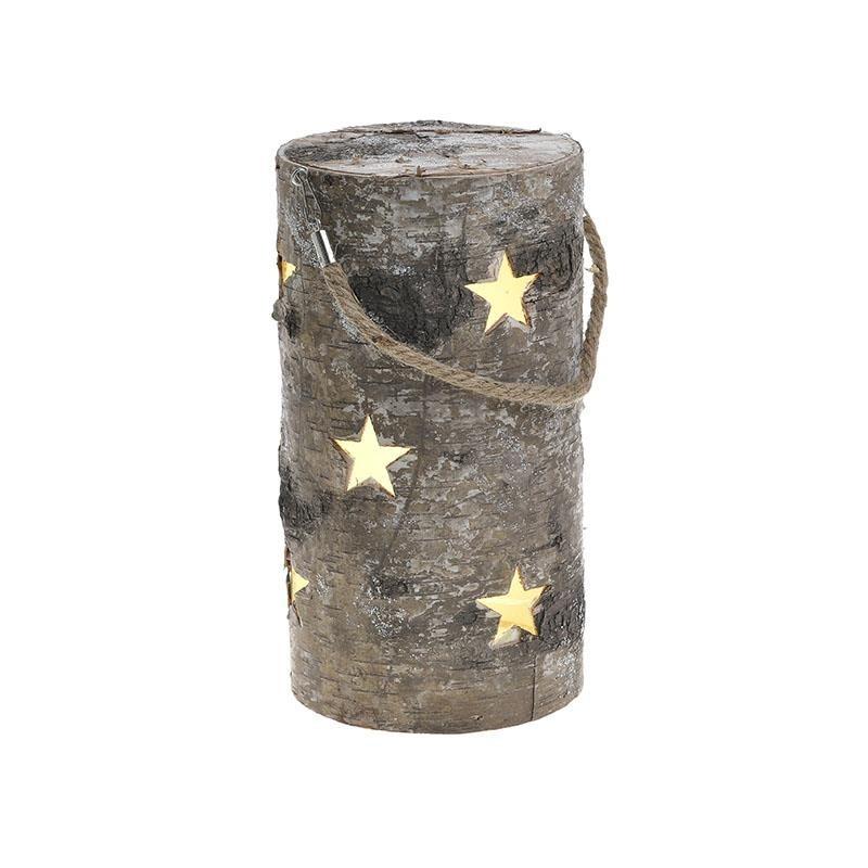 Φαναράκι Xmas Inart 2-70-642-0021