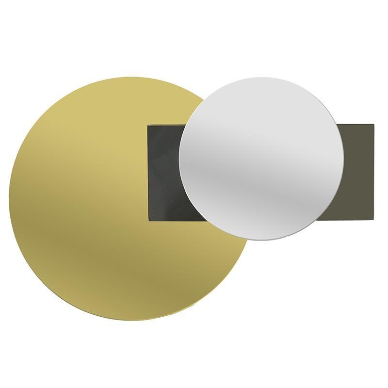 Καθρέπτης Τοίχου Inart 3-95-656-0001