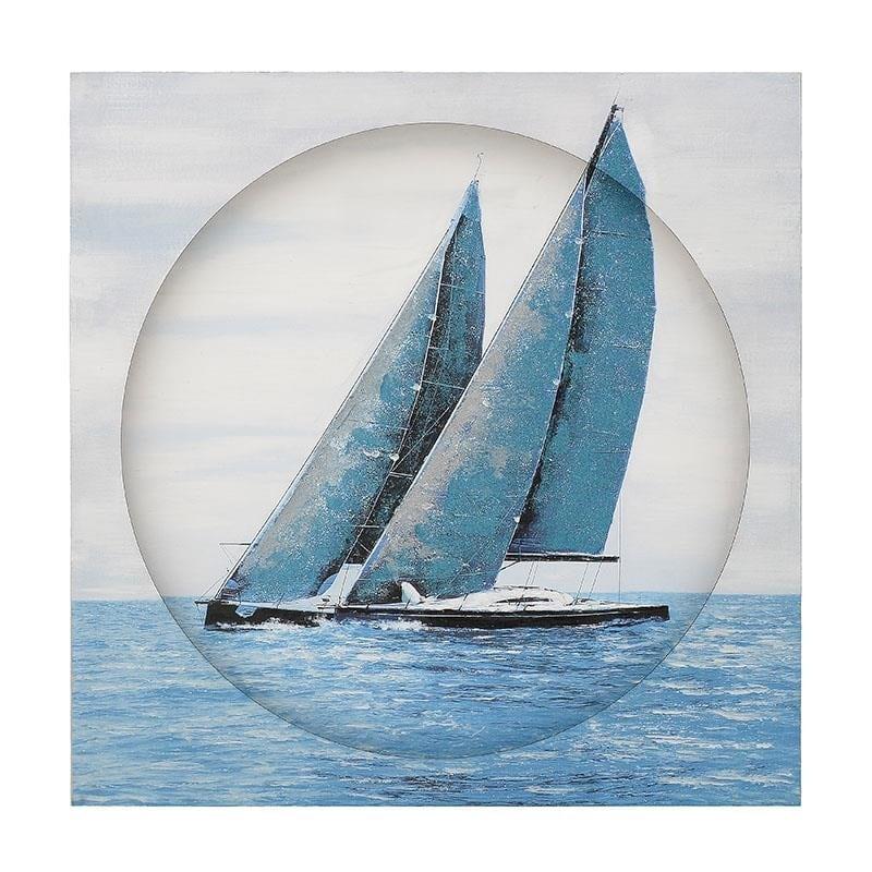 Πίνακας Καμβάς Inart 3-90-859-0098