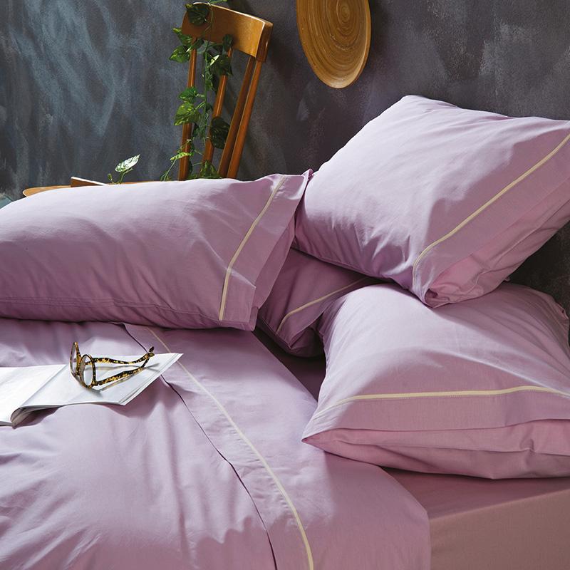 Σεντόνια Μονά (Σετ) 170X260 Sb Home Ios Lilac Χωρίς Λάστιχο (170×260)
