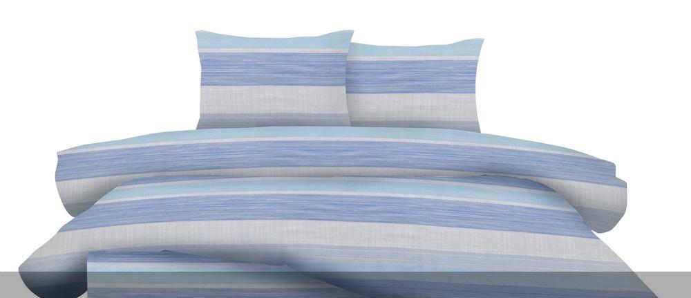 Σεντόνια Υπέρδιπλα Φανελένια (Σετ) 100% Βαμβάκι 1216 Blue λευκά είδη υπνοδωμάτιο σεντόνια υπέρδιπλα σεντόνια