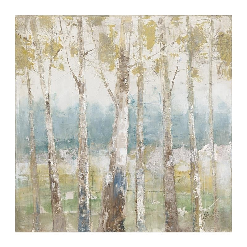 Πίνακας Inart 3-90-006-0280 100×100