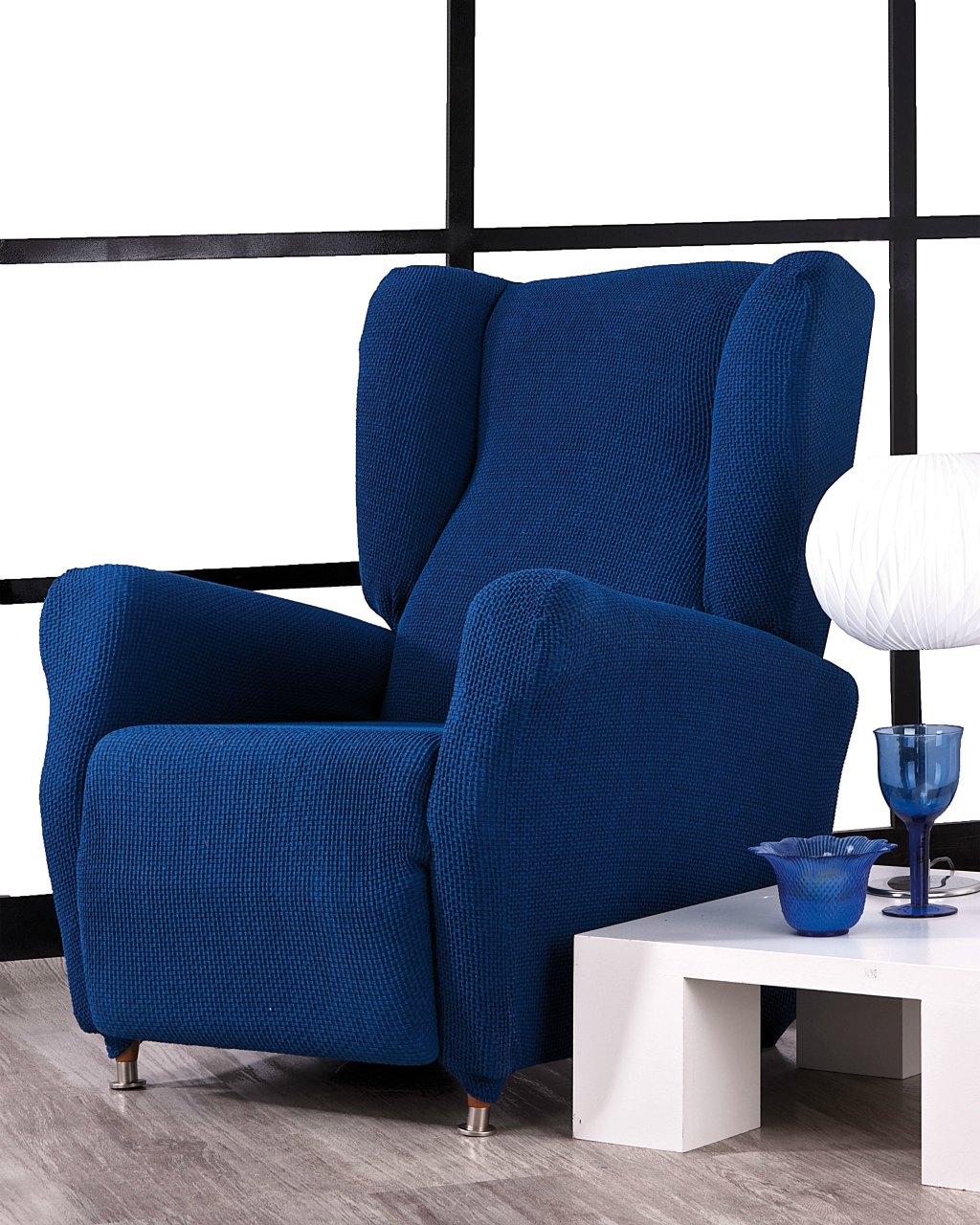 Ελαστικά Καλύμματα Μπερζέρας Bielastic Alaska-Μπλε