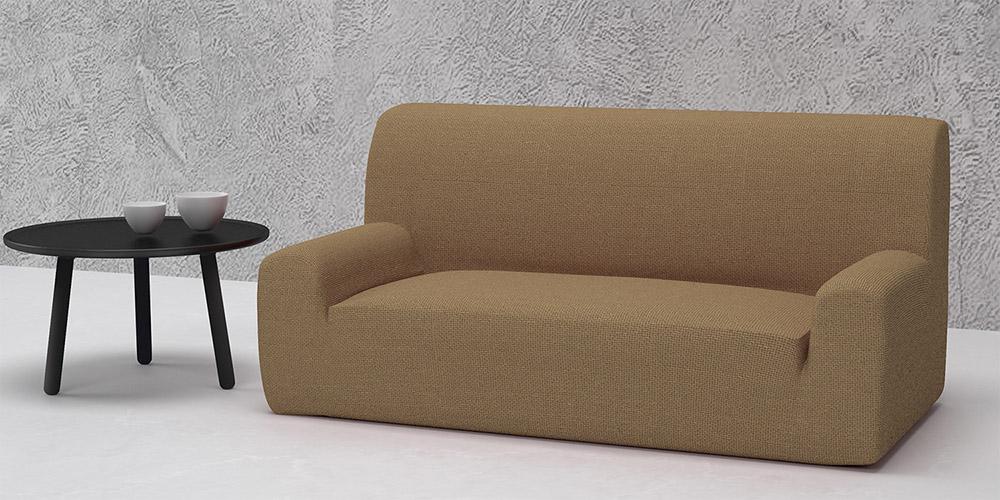 Ελαστικά καλύμματα καναπέ Bielastic Alaska-Πολυθρόνα-Μπεζ-10+ Χρώματα Διαθέσιμα-Καλύμματα Σαλονιού