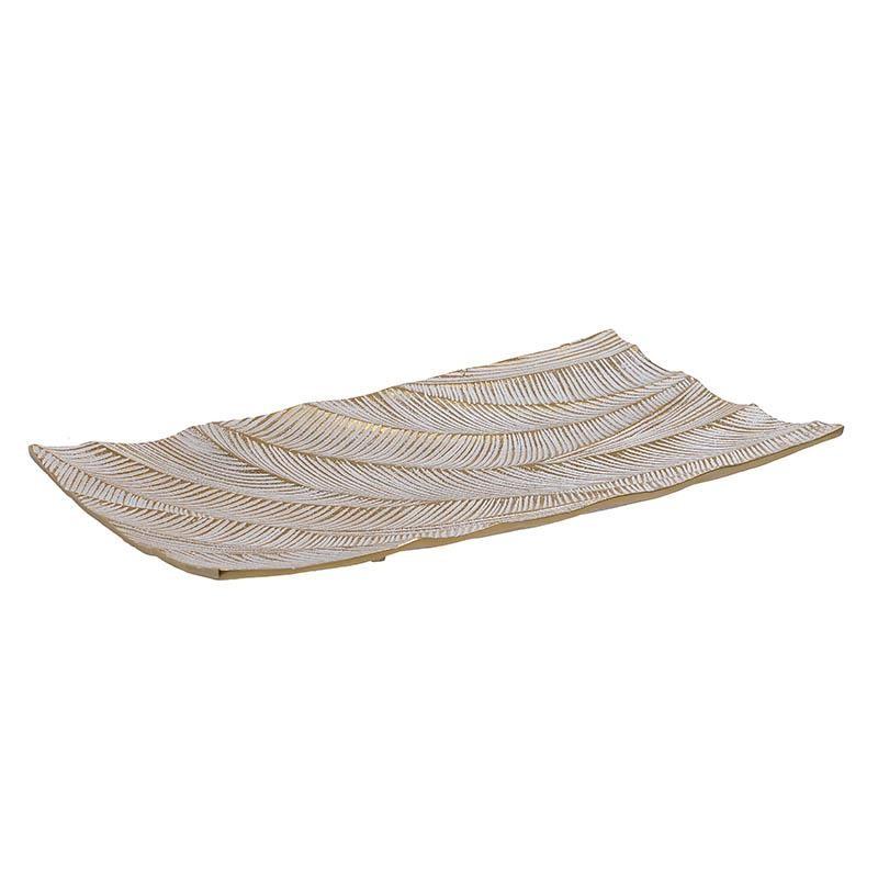 Πιατέλα Αλουμινίου Inart 3-70-134-0003