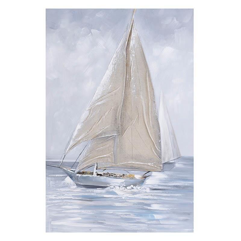 Πίνακας Σε Καμβά Inart 3-90-859-0134