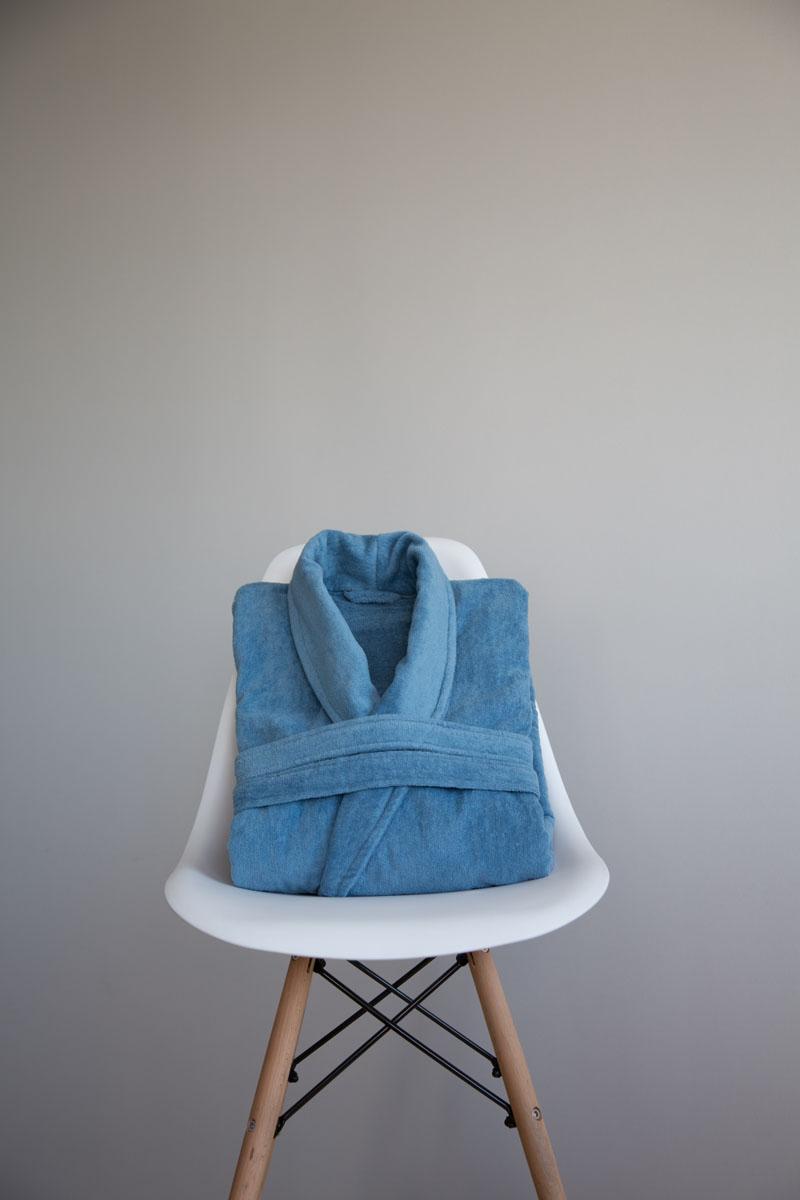 Μπουρνούζι Spa Nima – Medium Nima – Blue