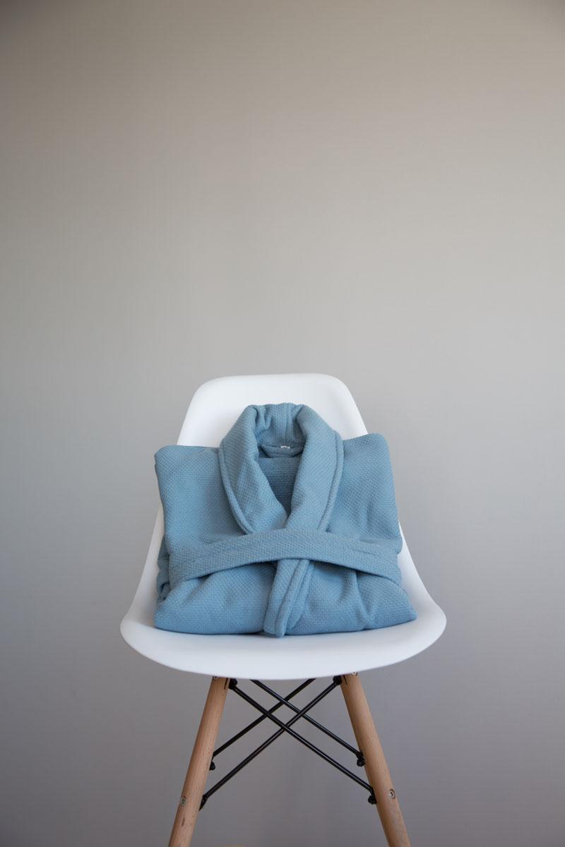 Μπουρνούζι Arion σε Κουτί Nima - Medium Nima - Blue λευκά είδη μπάνιο μπουρνούζια
