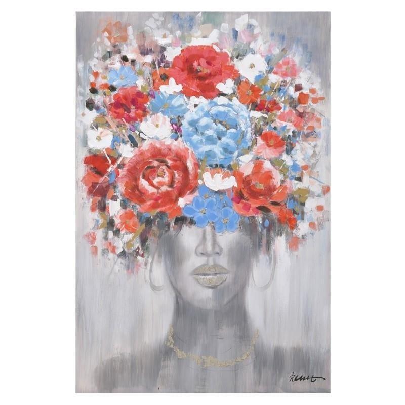 Πίνακας Καμβάς Inart 3-90-859-0156 80×120