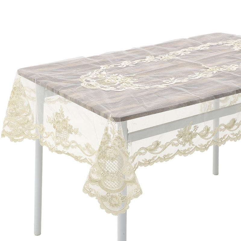 Tablecloth 110X180 Inart 3-40-240-0056
