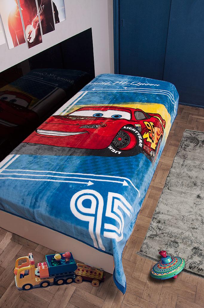 Παιδική Κουβέρτα Disney 160×220 CARS 095 Digital Print