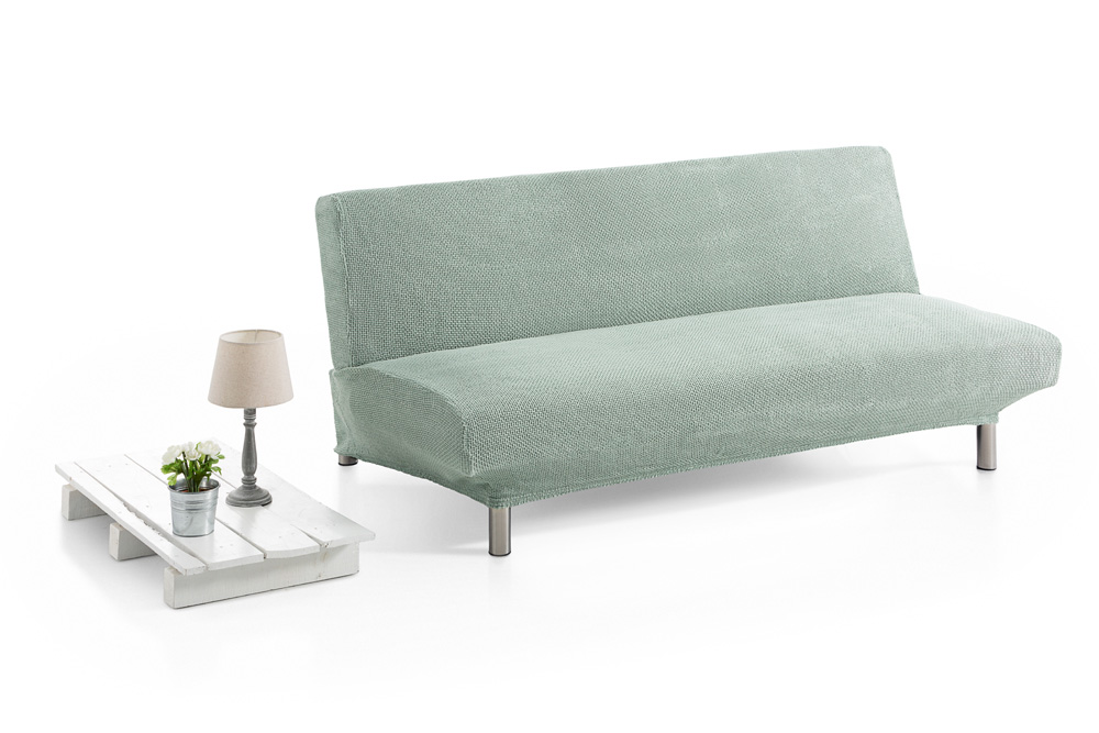 Ελαστικά Καλύμματα Καναπέ Κρεβάτι Click Clack Bielastic Alaska – C/23 Μέντα
