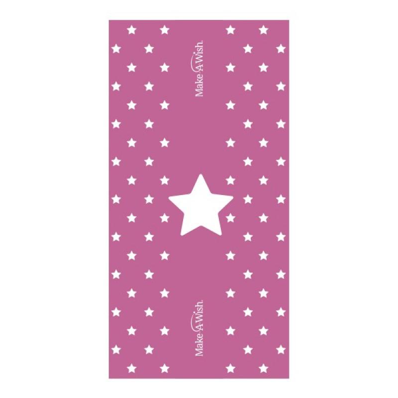 Πετσέτα Θαλάσσης 70X140 Kentia Loft Maw 06Make-A-Wish Ροζ