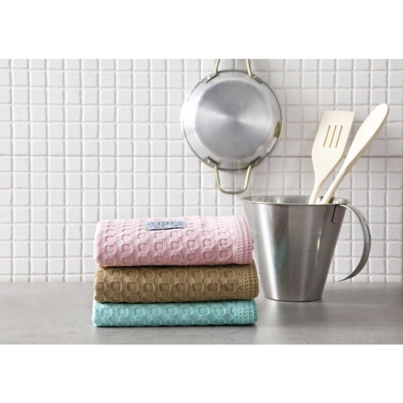 Σετ Πετσέτες Κουζίνας (3 x 50x70) Nima - Sparkle 04