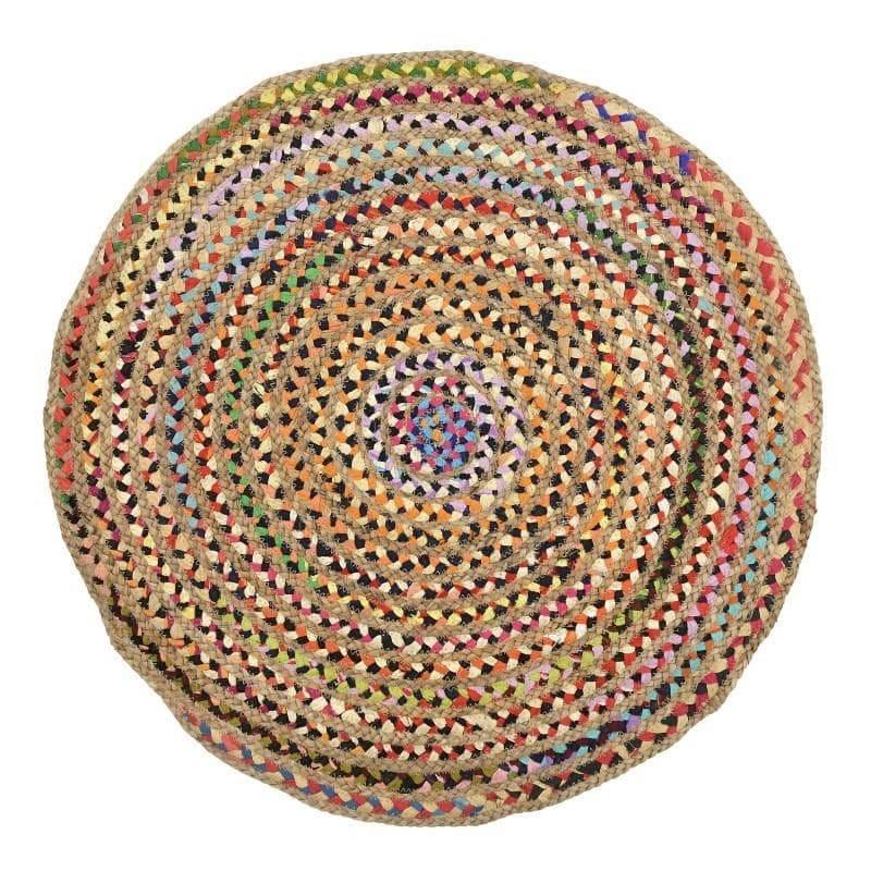 Χαλί Φ90 Inart 3-35-321-0004