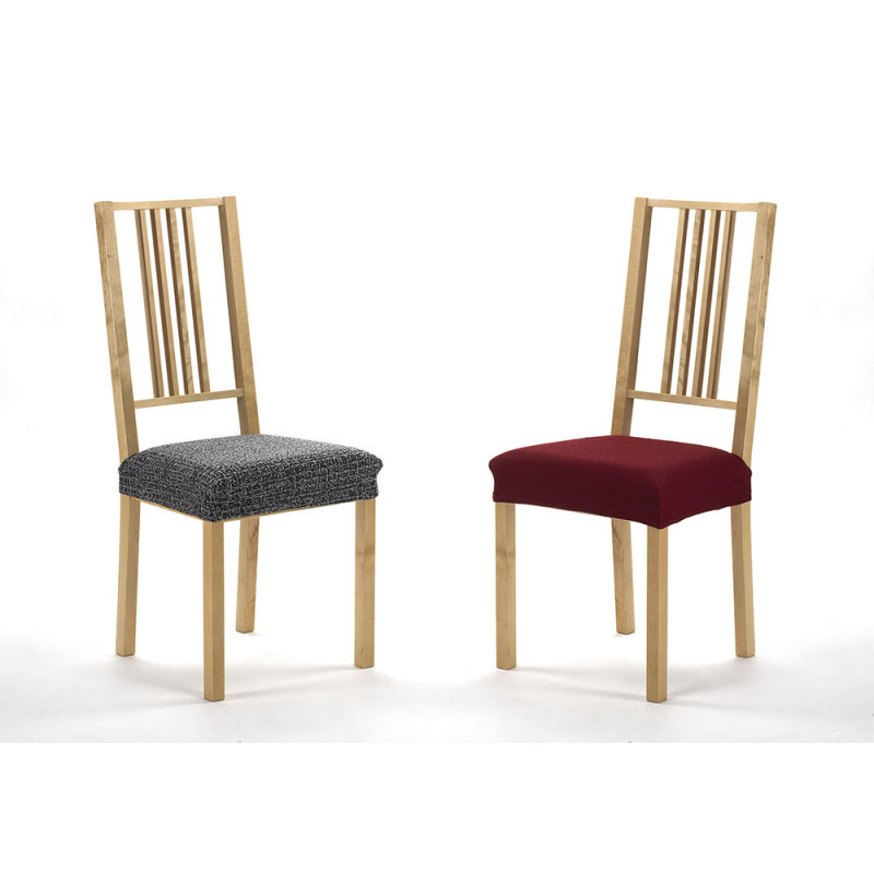 Σετ (2 Τμχ) Ελαστικά Καλύμματα-Καπάκια Καρέκλας Bielastic Nature