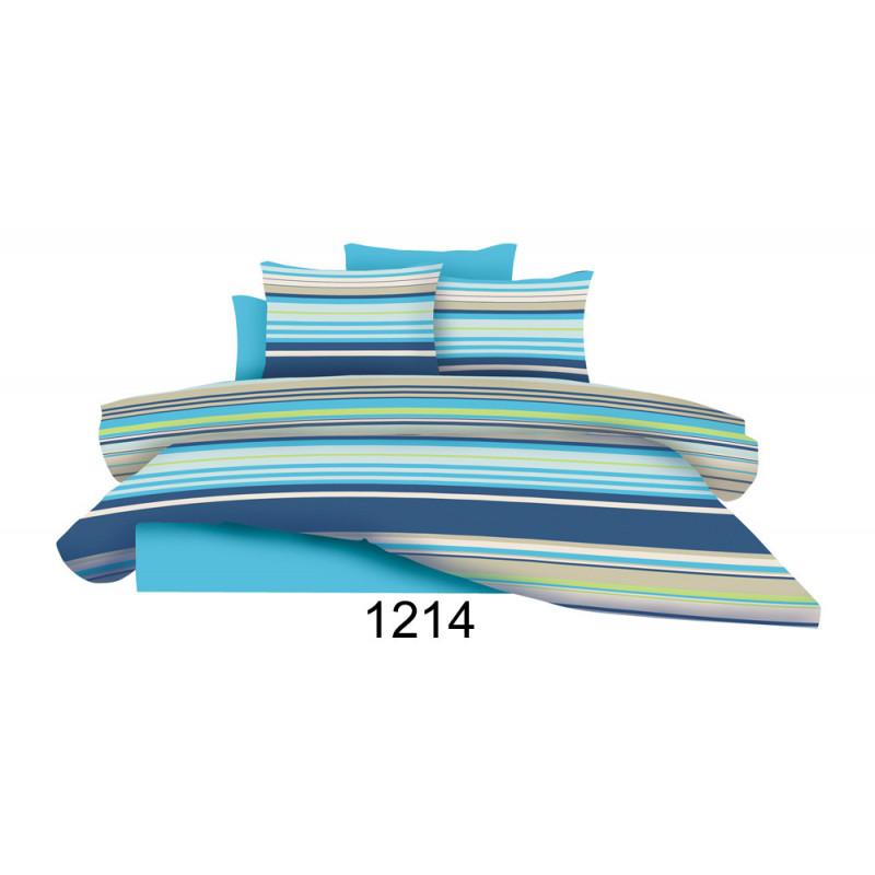 Σεντόνια Υπέρδιπλα (Σετ) Blue 1214