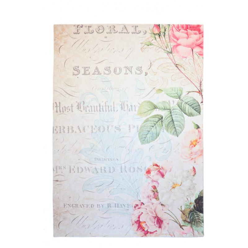 Χαλί Σαλονιού All Season Royal Carpet Galleriess Rose 1.60X2.30 - 823