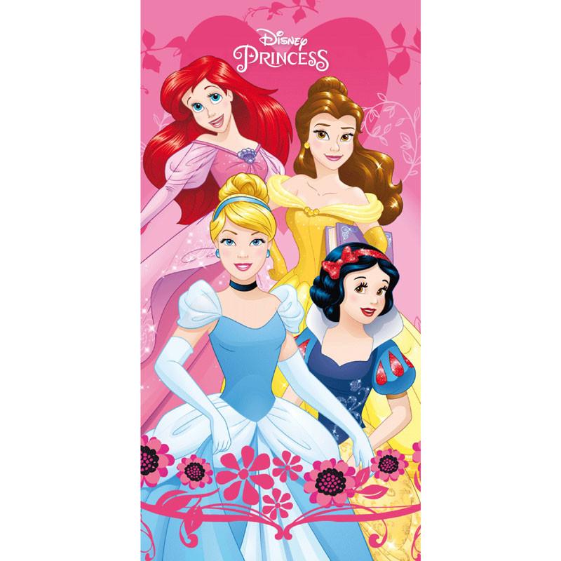 Πετσέτα Θαλάσσης 70X140 Disney Dimcol Princess 03