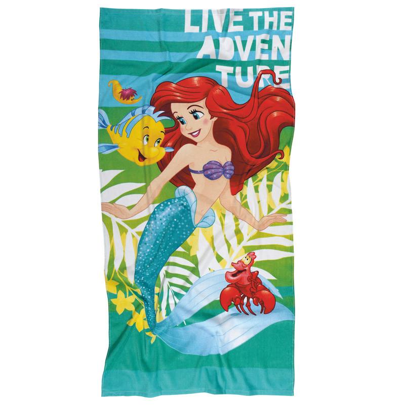 Παιδική Πετσέτα Θαλάσσης 70X140 Das Home Beach Towel Cartoon 5833 Πετρόλ