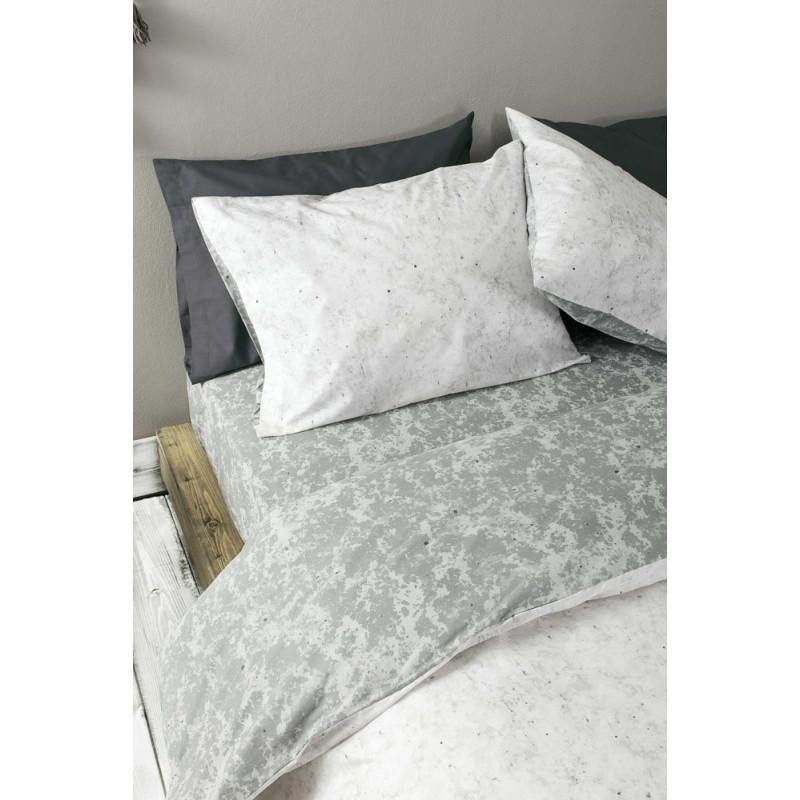 Σεντόνια Μονά (Σετ) Nima - Carrara Gray