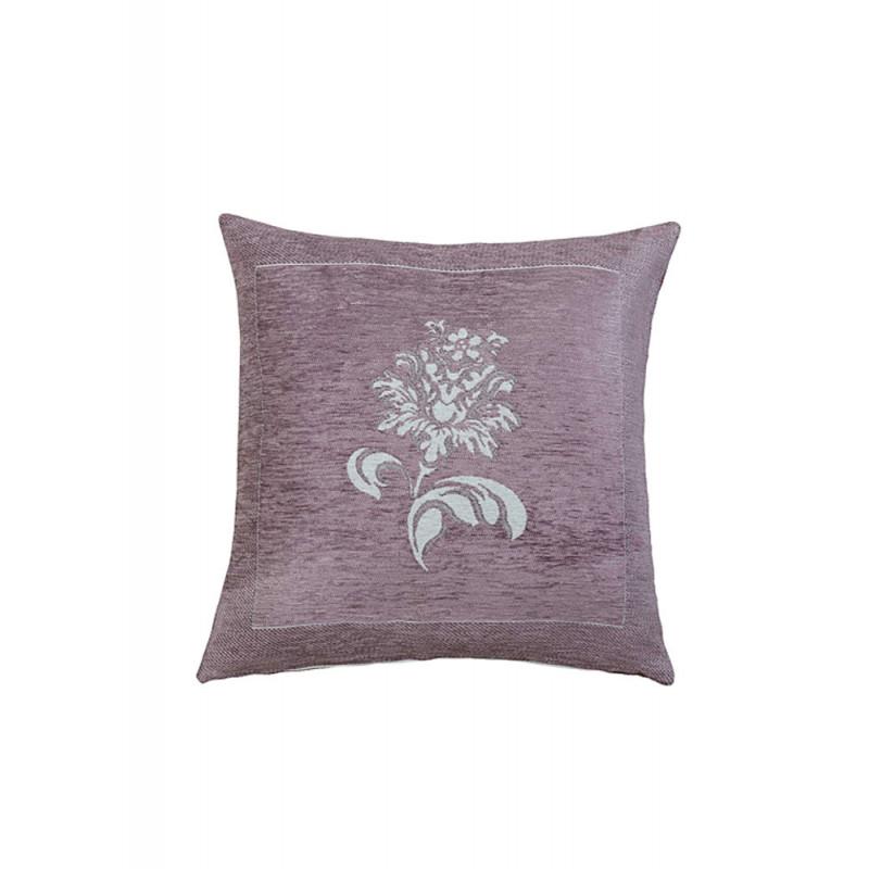 Διακοσμητική Μαξιλαροθήκη 50x50 Nima - Gratia Lilac