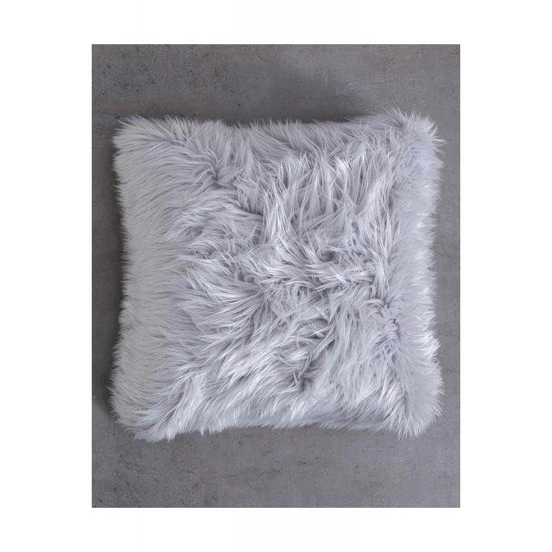 Μαξιλάρα Δαπέδου 70x70 Nima - Fluffy Gray