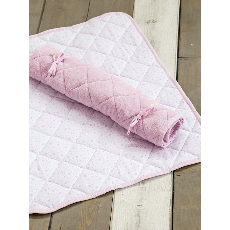 Αλλαξιέρα 55x75 Nima Snuggle Pink