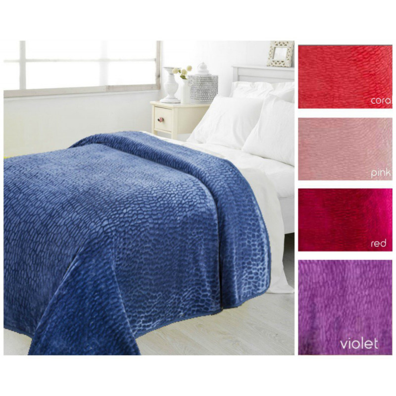 Κουβέρτα Fleece Υπέρδιιπλη 220x240 Animal Fleece Blankets