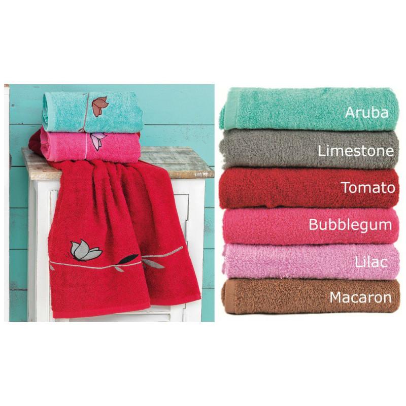 Πετσέτες (Σετ 3 Τμχ) BOTANIC Palamaiki Premium Towels