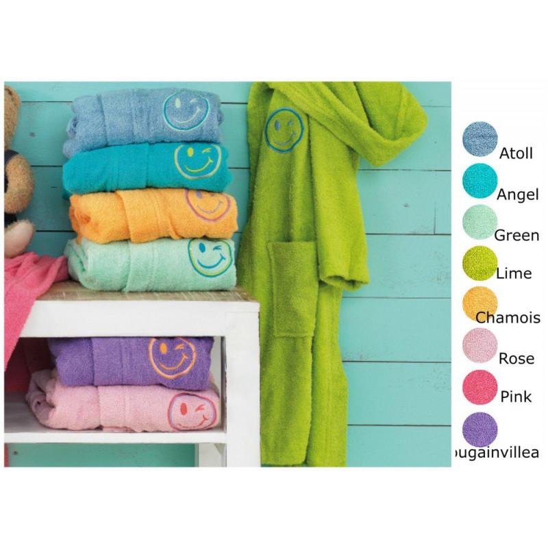Πετσέτες Παιδικές (Σετ 2 Τμχ) Faces Palamaiki Pearl Young