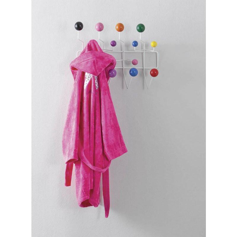 Παιδικό Μπουρνούζι 6 έως 10 – Nima - Fashion Girl Fuchsia