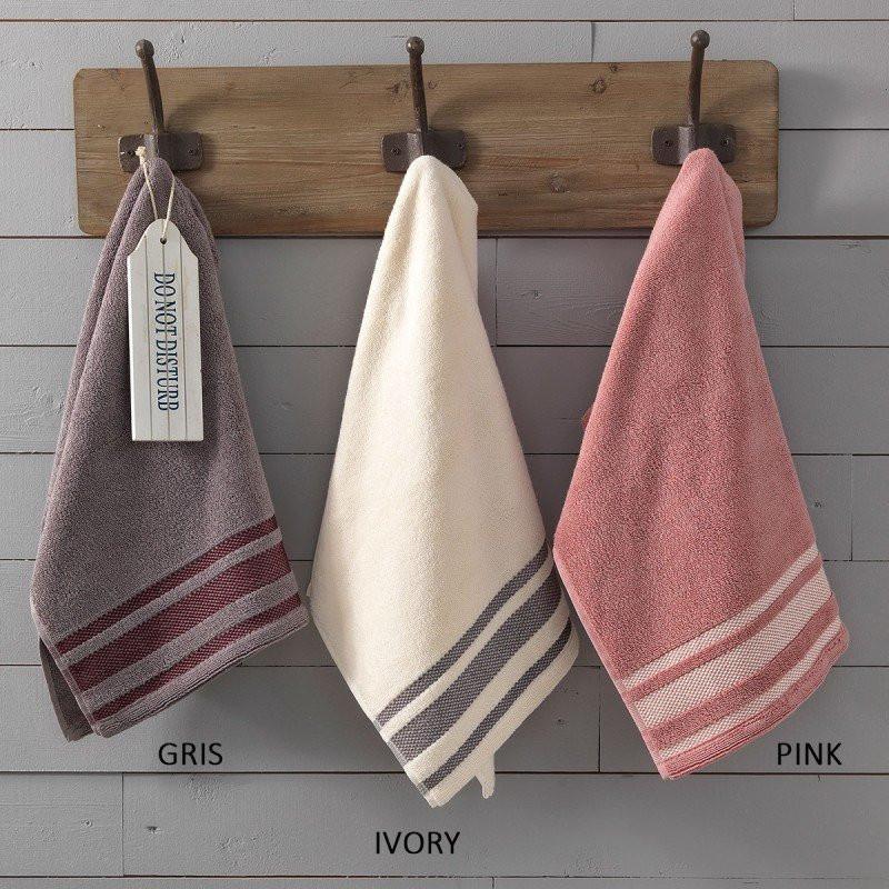 Πετσέτες (Σετ 3 Τμχ) Fush Palamaiki Premium Towels