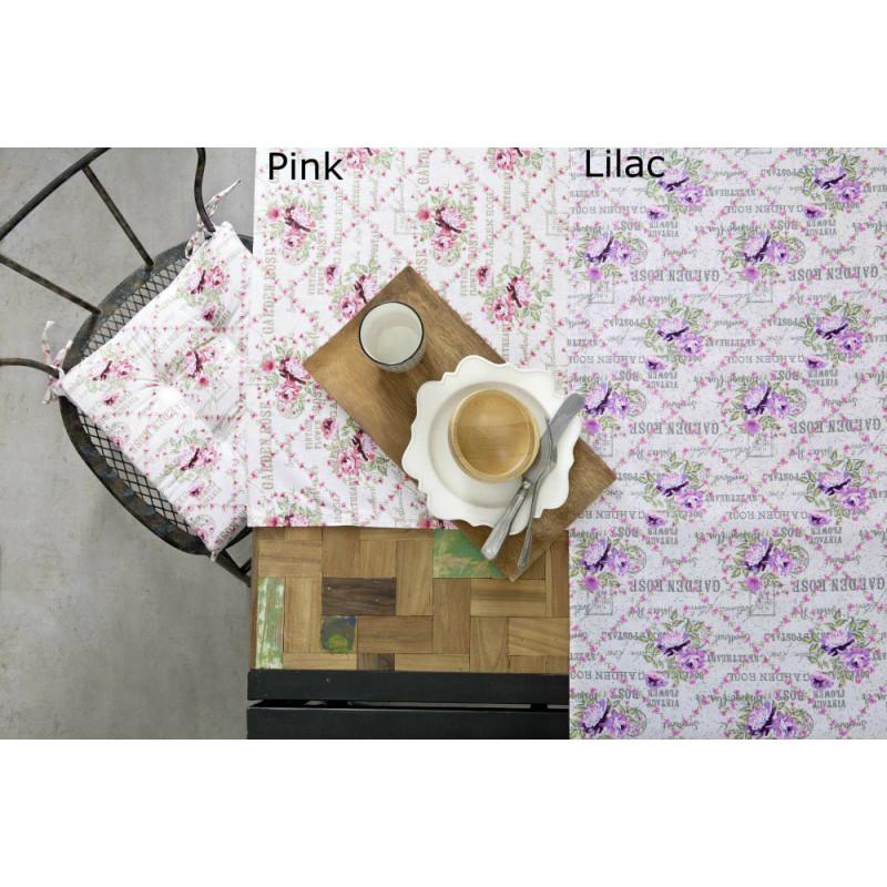Μαξιλαρι Καρέκλας 40x40 - Nima Garden Rose
