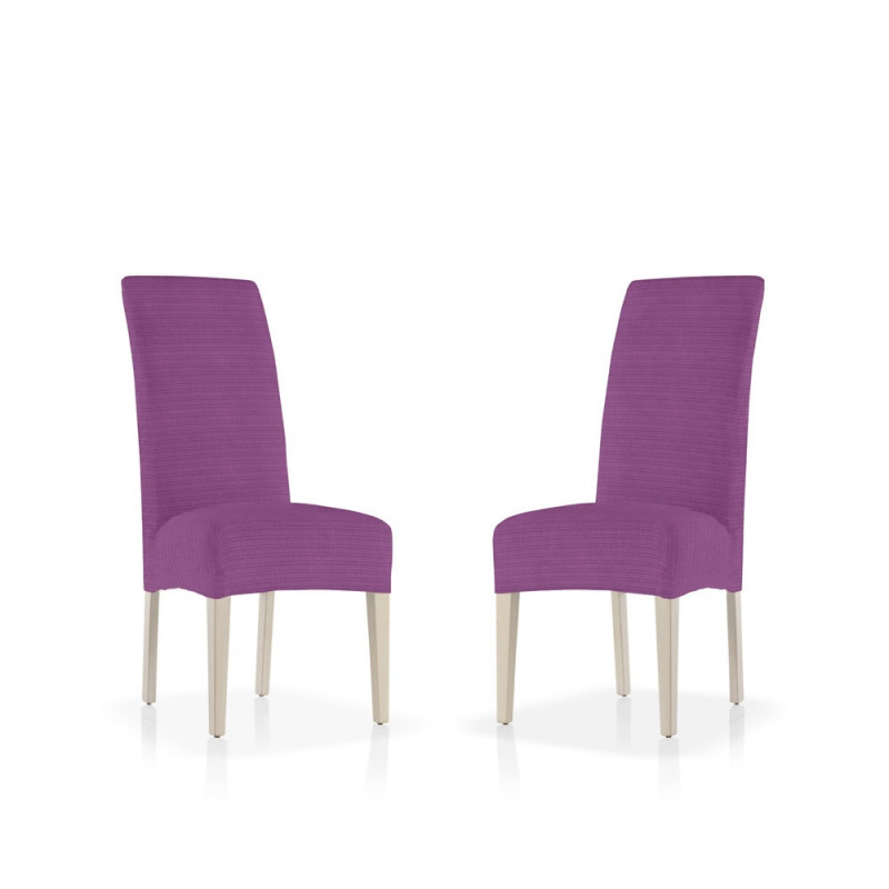 Σετ (2 Τμχ) Ελαστικά Καλύμματα Καρέκλας Με Πλάτη Ibiza