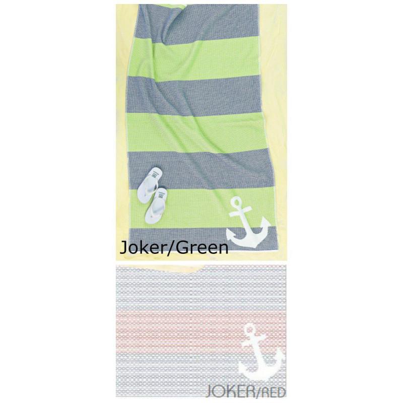Πετσετα Θαλασσης 95x170 Joker Palamaiki Beach Towel