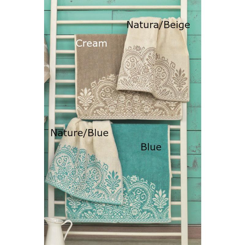 Πετσέτα Προσώπου 50x100 JS535 Palamaiki Premium Towels