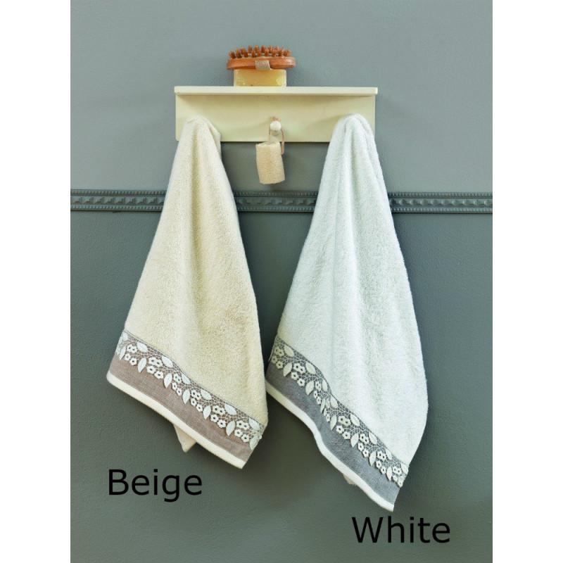 Πετσέτες (Σετ 3 Τμχ) Latife Palamaiki Premium Towels