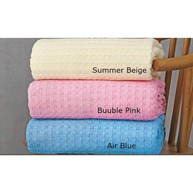 Κουβέρτα Πικέ Μονή 160x240 Habit – Nima 150-Nima-SP17