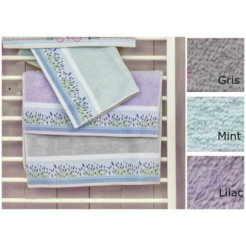 Πετσέτες (Σετ 3 Τμχ) S104 Palamaiki Premium Towels