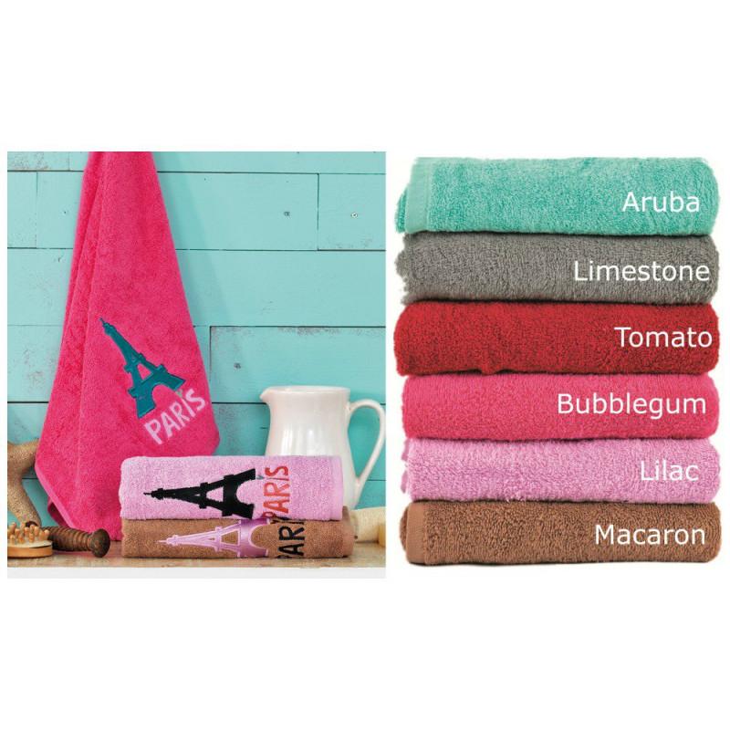 Πετσέτες (Σετ 3 Τμχ) PARIS Palamaiki Premium Towels