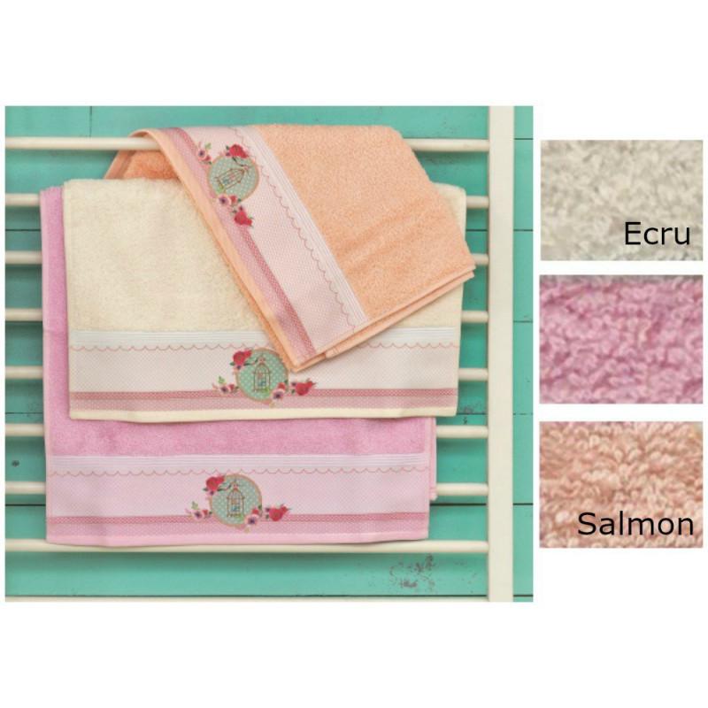 Πετσέτες (Σετ 3 Τμχ) S101-2 Palamaiki Premium Towels