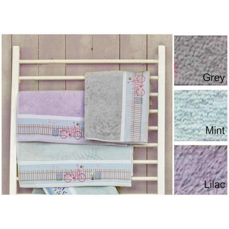Πετσέτες (Σετ 3 Τμχ) S106 Palamaiki Premium Towels