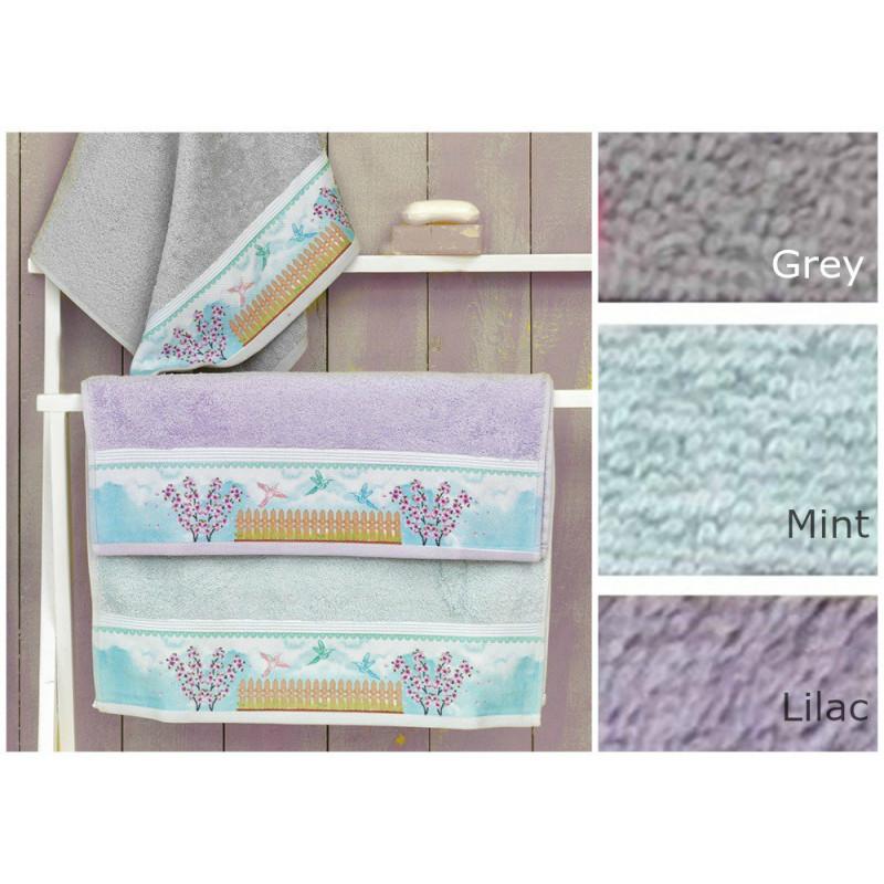 Πετσέτες (Σετ 3 Τμχ) S111 Palamaiki Premium Towels