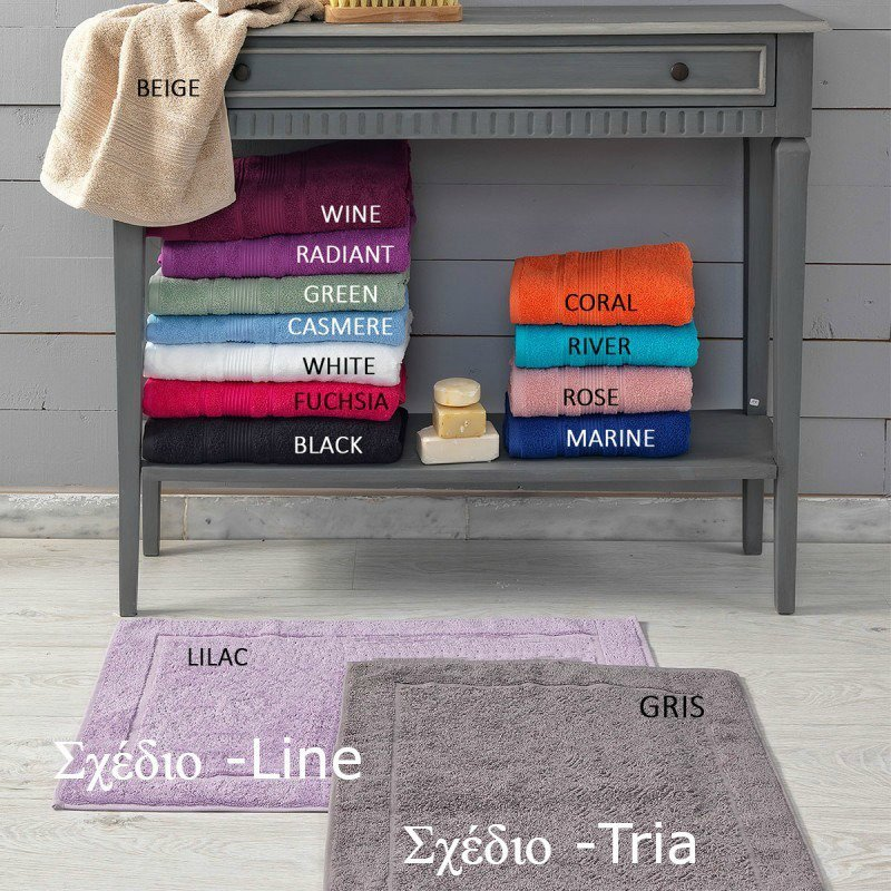 Πατάκι 50x70 Line Palamaiki Fresh Collection