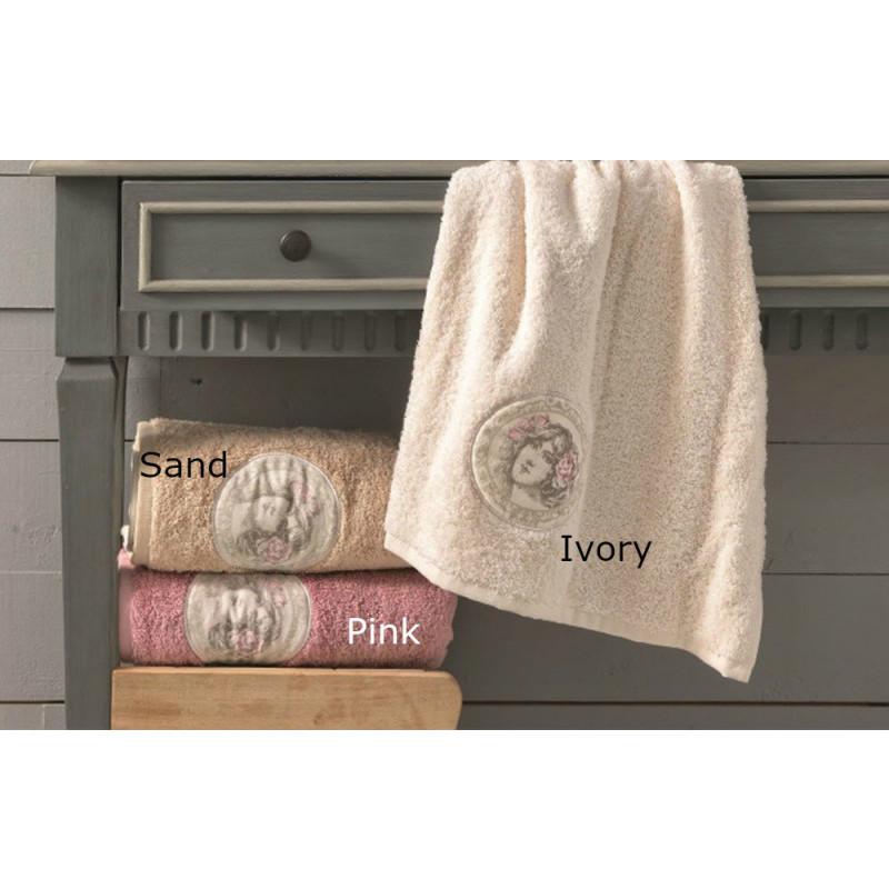 Πετσέτες (Σετ 3 Τμχ) Vintage Palamaiki Premium Towels