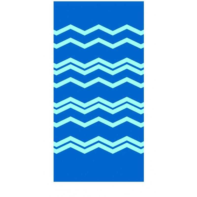 Πετσετα Θαλασσης Παρεο Κροσι 85x160 PA-906 Palamaiki Beach Towel